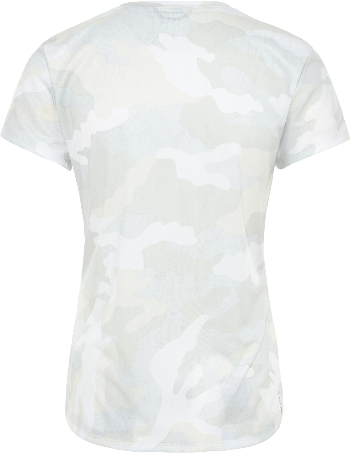 The North Face Reaxion Amp T shirt Damer, tnf white waxed camo print